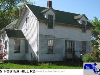 5 Foster Hill Road, West Brookfield, MA