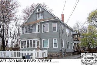 327-329 Middlesex Street, North Andover, MA